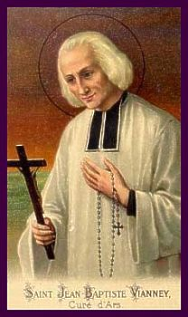 Catholic Meditations - Novena to St. Jean Vianney, Cure of Ars